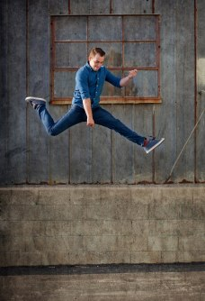 Brendan jump